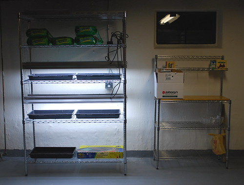 seed starting shelves 3