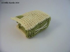 Strickbuch / Knitted Book
