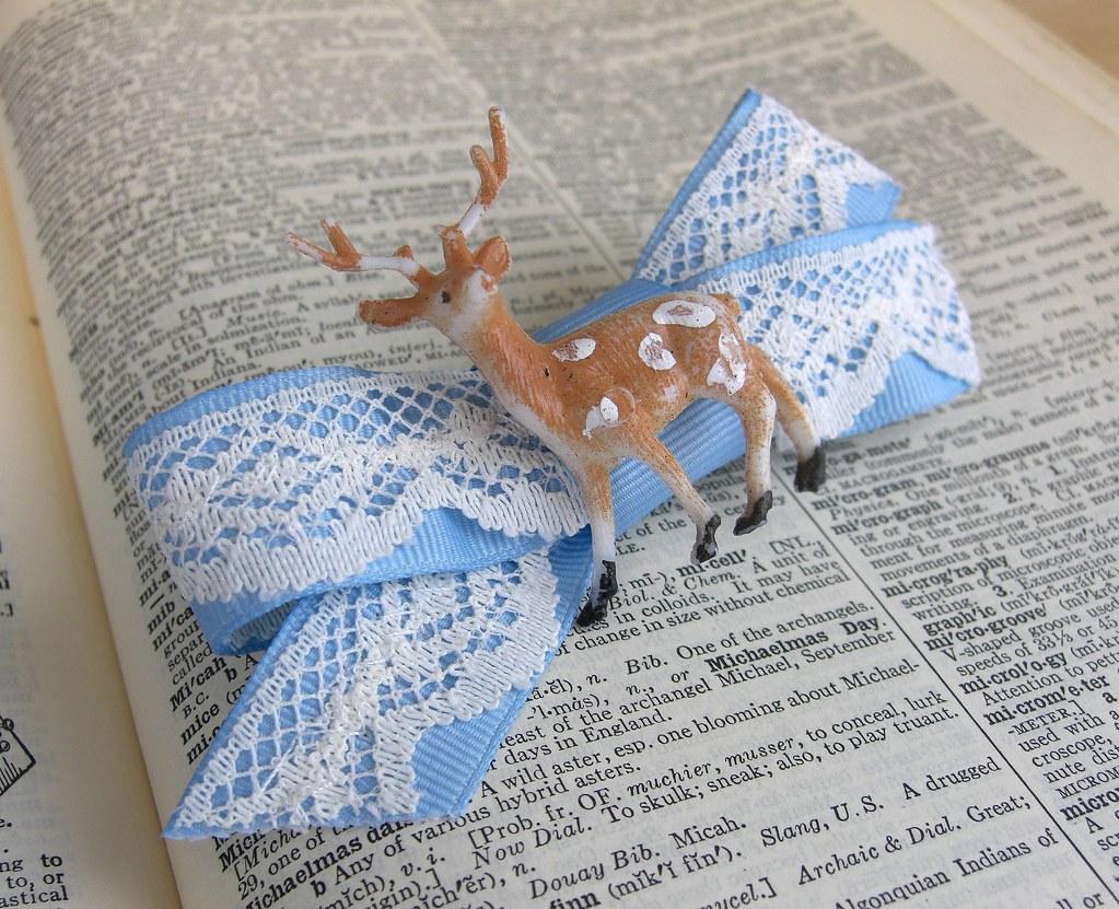 giveaway deer bow 3