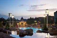 Disney's Saratoga Springs - High Rock Pool (wdwphotoclub) Tags: pool saratoga dvc sunrisewaltdisneyworldresortfloridawdwhotel