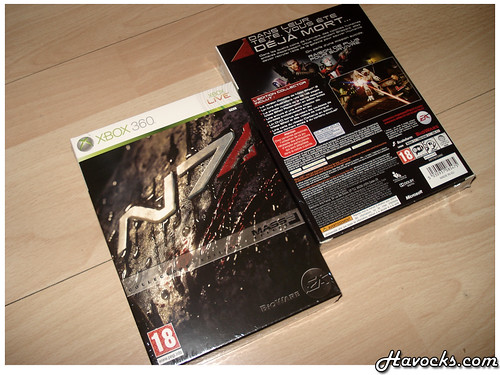Mass Effect 2 - Collector Edition - 01