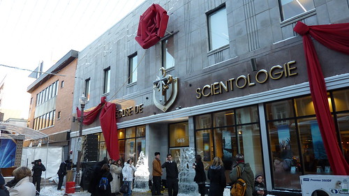 New Church of Scientology of Quebec