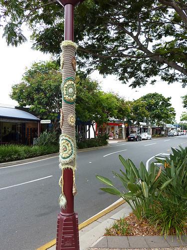 Knit Graffiti in Stones Corner, 194/365