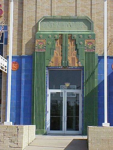 Entrance, Warehouse Market, Tulsa