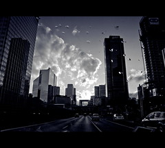 B A B Y L O N A (tSos Greq) Tags: paris france skyscrapers ladefense francia rascacielos foreverlostinbabylonartofimagesbestcapturesaoielitegalleryaoi