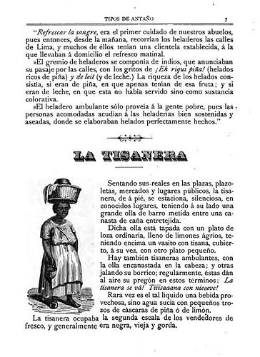 024-La tisanera-Lima Antigua 1890-Carlos Prince