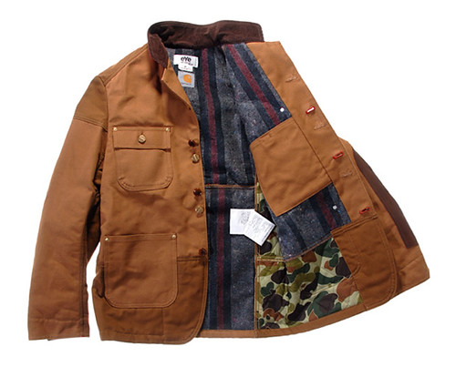 speciale jas Carhartt
