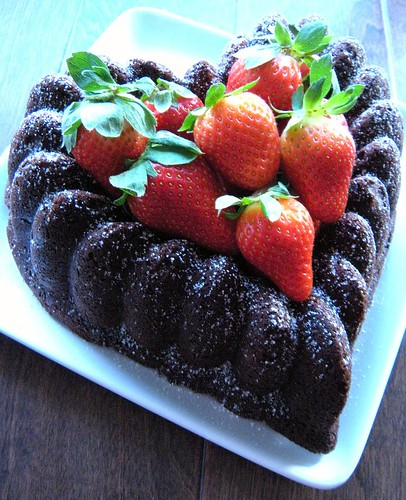 Chocolate Chocolate Bundt Cake
