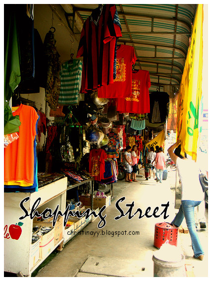 Betong Shopping Street
