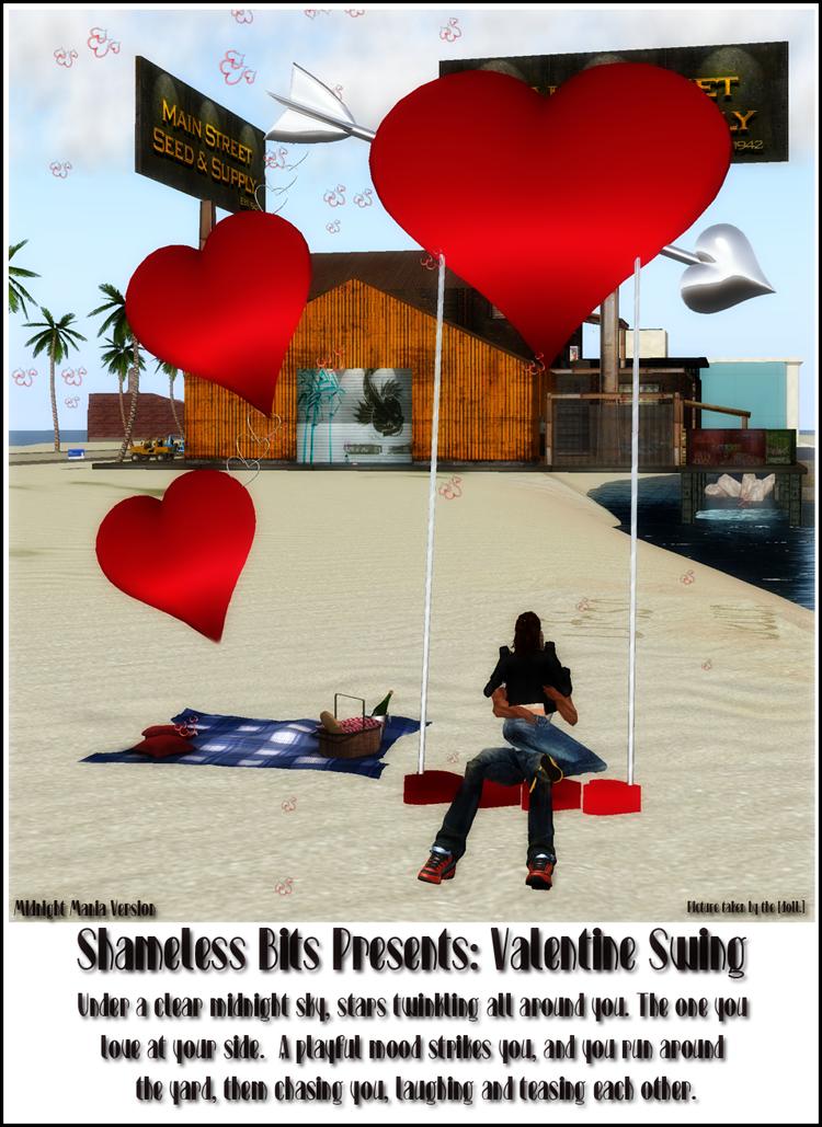 STB Valentine Swing