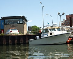 NYPD Marine Police Station, College Point, Flushing Bay, New York City (jag9889) Tags: county city nyc blue ny newyork car station boat marine automobile kayak ship police nypd vessel queens kayaking transportation eastriver vehicle borough 23 paddling 2009 lawenforcement parker finest workboat collegepoint firstresponders flushingbay nycpolice newyorkcitypolicedepartment y2009 jag9889