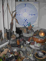 Rock and Crystal Garden and Labyrinth