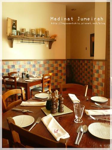 杜拜 Madinat Jumeirah 運河飯店P1150033