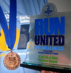 Unilab Run United: Today's Achievements