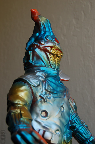 Kaijuuken x Dream Rocket - Inbas Seijin set (WHF15 ltd 12-06)