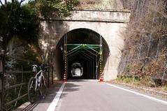 天神山トンネル
