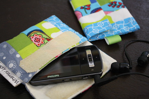 MP3 pouch