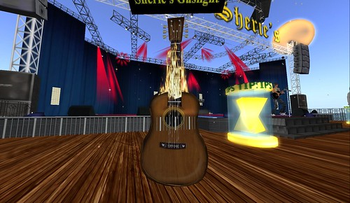 live music in second life