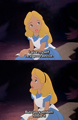 Alice in Wonderland (1951) (pineappleupsidedown) Tags: disney nonsense picspam subtitle aliceinwonderland 1951