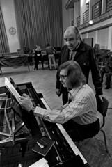 Bill Evans in German Jazz Workshop
