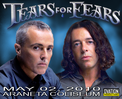 Tears for Fears in Manila