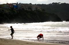 childhood, CA (ana_rita) Tags: sanfrancisco beach children bakerbeach