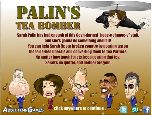 Tea Bomber