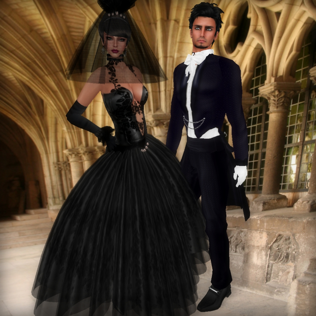 Sabine Bridal and Evariste - RFyre