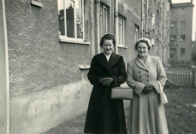 Mrs Scott ,1950s