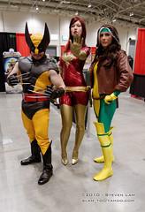DSC_1132 (slamto) Tags: costume cosplay xmen costuming comiccon wizardworld