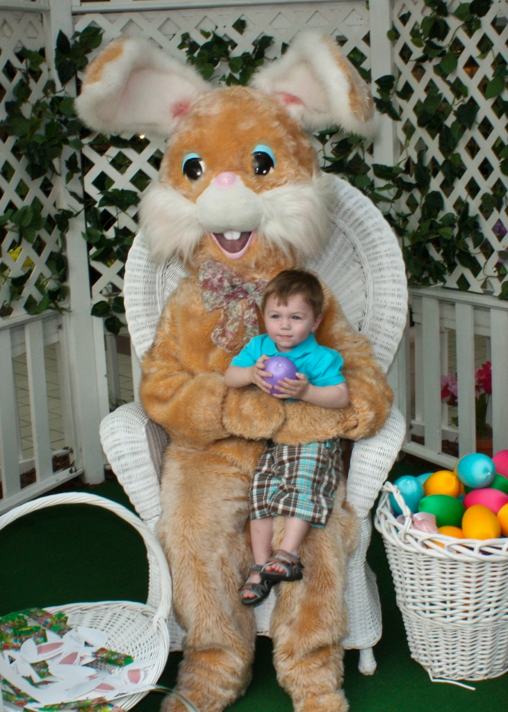 easter bunny 20103
