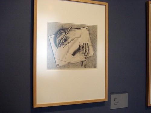 famous Escher