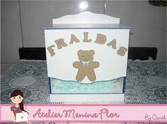 :: Porta Fraldas