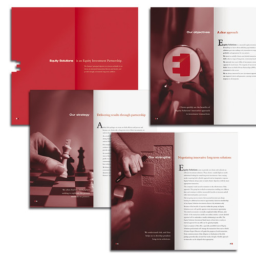Corporate Brochure - Equity Solutions & Partners