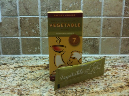 Savory Choice Vegetable Broth