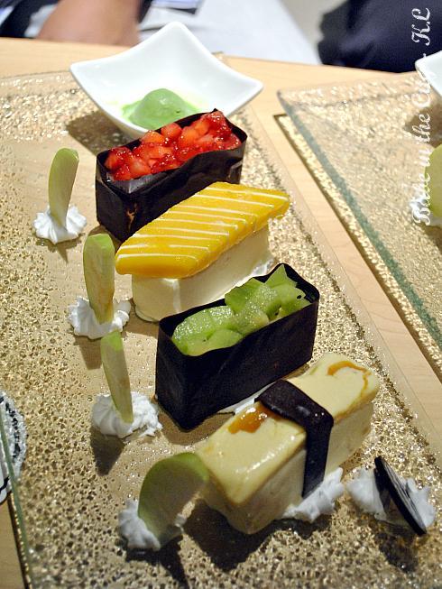 Sushi Platter (RM35)