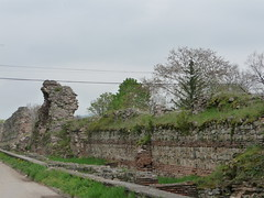 Rmische Mauer (Ten Skies) Tags: bulgaria 2010 bulgarien   hisarja
