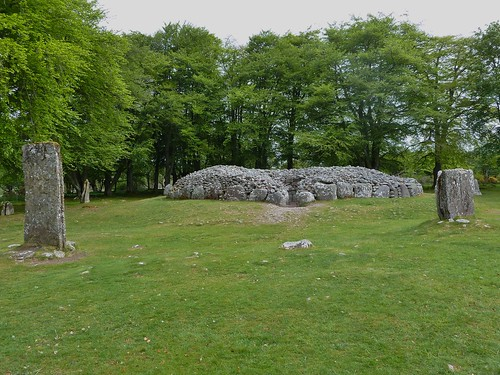 Clava Cairns, nr Inverness
