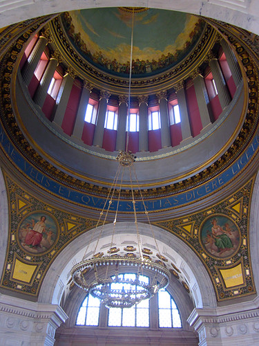 under the dome: rhode island state house #5