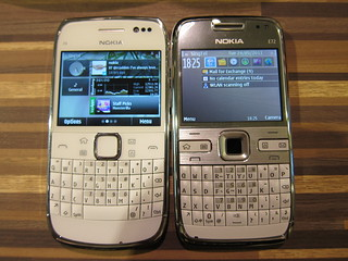 Nokia E6 Blogger Preview