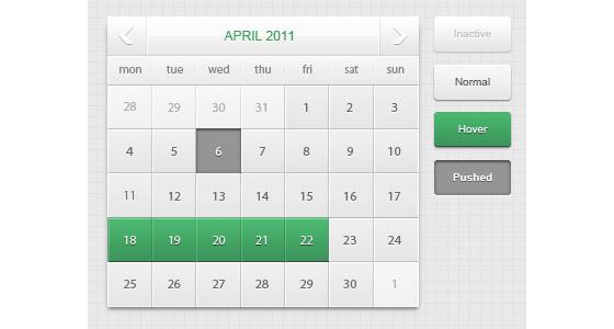 calendarios digitales