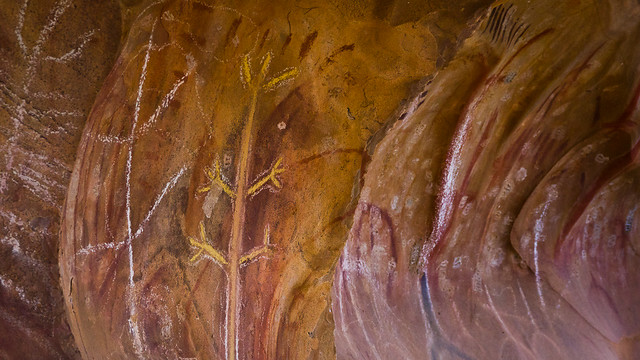 J9 / La Carte Postale : Art aborigène
