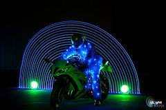Lightbike (Lightstorys) Tags: light lightpainting lapp bilke lightartperformancephotography