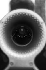B and W CM5 tweeter back (Racing snake1) Tags: black port flow cone dome gloss speakers woofer tweeter nautilus kevlar cm5 bowersandwilkins aluminuim