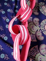 Bacon Chain (RubyMarilyn) Tags: decoration garland birthdaypartybacon