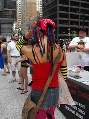 Braids (softjunebreeze) Tags: chicago downtown michiganave womensrights equalrights daleyplaza antirape sexpositive womensempowerment slutwalk
