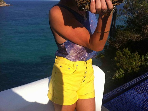 Ibiza style setter: What Maya Wears - Blind dates and Midnight Sun