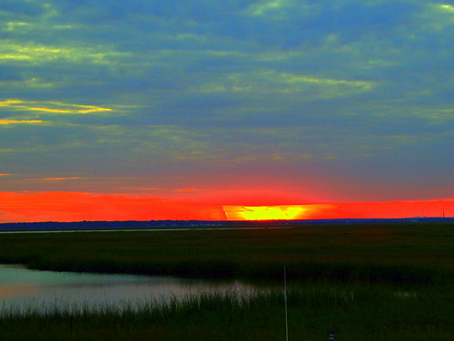 Tuckerton Sunset 20091013