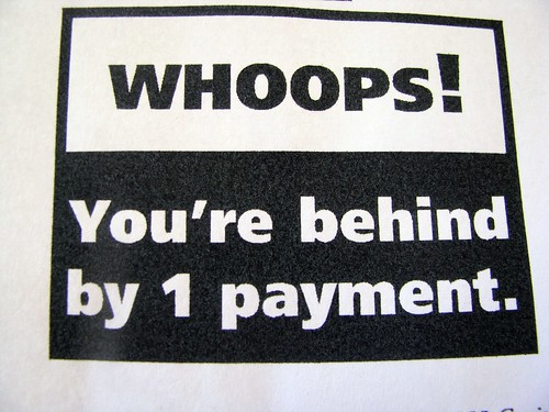 credit card delinquency
