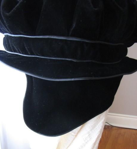 2009-10-28 Calvin hat 009